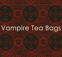 vampire tea bags by Samantha Lusher
