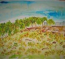 landscape by sehbear