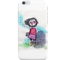 Saoirse  iPhone Case/Skin