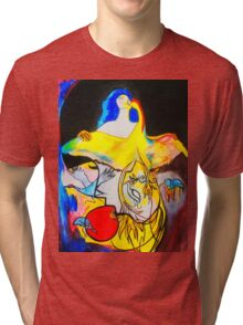 Paper Doll Tri-blend T-Shirt