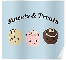 Sweets and Treats Poster