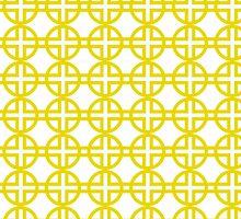 Circle square Pattern by o2creativeNY