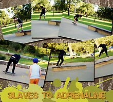 Slaves To Adrenaline by reflector