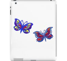 Butterfly Dance iPad Case/Skin