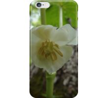 May Apple Blossom iPhone Case/Skin