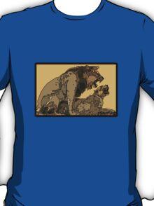 BIG CATS MATING COPULATION T-Shirt