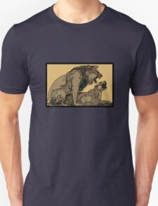 BIG CATS MATING COPULATION Unisex T-Shirt