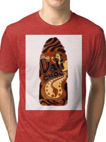 Salvador Dali Chocolate Milk Tri-blend T-Shirt