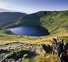 Blea Water Tarn by David Lewins