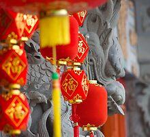 Zen in Hong Kong by Marnie Hibbert