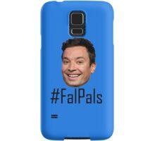 #FalPals Black Samsung Galaxy Case/Skin