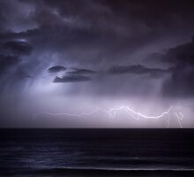 Lightning by Ray McMenemy