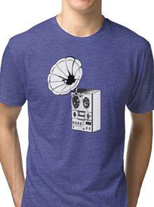 GrammaPhone! Tri-blend T-Shirt