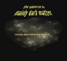 Universal Dark Matter, Funny by Ron Marton