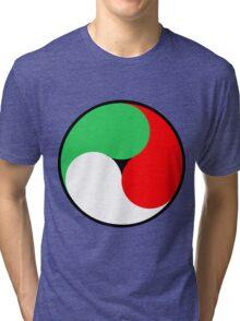 Italian Swirl Tri-blend T-Shirt