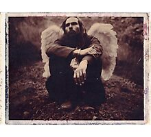 Fallen Angel Photographic Print