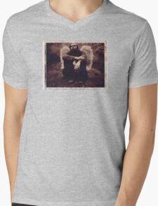 Fallen Angel Mens V-Neck T-Shirt
