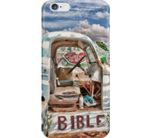 Salvation Truck iPhone Case/Skin