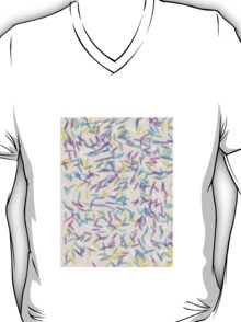 Abstract art,colorful,candy,vector,digital T-Shirt