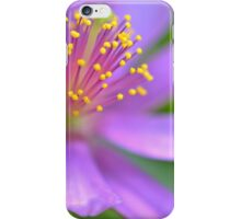 Flower Close Up iPhone Case/Skin