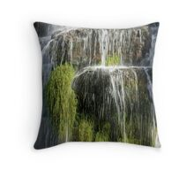 King's Cascade. Throw Pillow