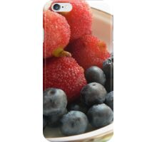 fruit treat iPhone Case/Skin