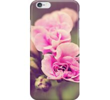 Romantic Pink iPhone Case/Skin