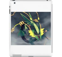 Mega Rayquaza iPad Case/Skin