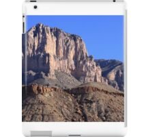 El Capitan Guadalupe Mountains National Park iPad Case/Skin