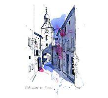 Chatillon-en-Diois, France Photographic Print