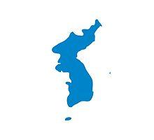 Korean Unification Flag  by abbeyz71