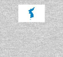 Korean Unification Flag  Unisex T-Shirt