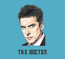 Peter Capaldi: A Tribute to the 13th doctor by Kim West