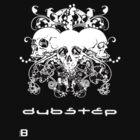 Updated Design!!!! 0909 Dubstep Skulls by David Avatara