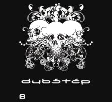 Updated Design!!!! 0909 Dubstep Skulls by David Avatara