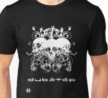 Updated Design!!!! 0909 Dubstep Skulls Unisex T-Shirt