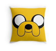 Jake The Dog Throw Pillow