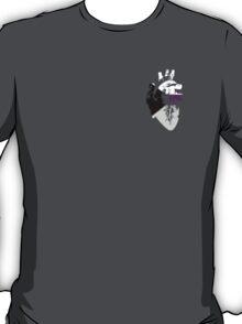 Demisexual Pride Heart T-Shirt