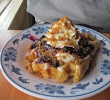 Waffle Hut waffles by AuntieBarbie