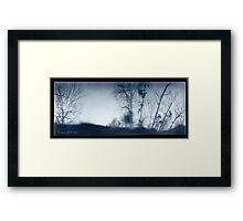 Treescape #4 Framed Print