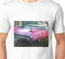 I want a Pink Cadillac Unisex T-Shirt