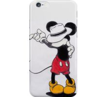 Michael Jackson Mickey Mouse iPhone Case/Skin