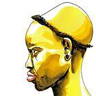 Africa by Daniel Champanhet