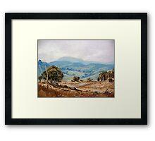 Valley #28 Framed Print