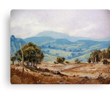 Valley #28 Canvas Print
