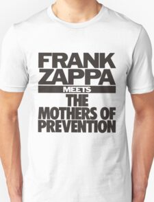 Frank Zappa Meets The Mothers Preventions T-Shirt