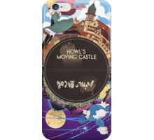 the merry go round of life iPhone Case/Skin