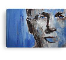 Blue man 5-09 Canvas Print