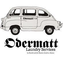 Artur Odermatt's Laundry Services by Quilm