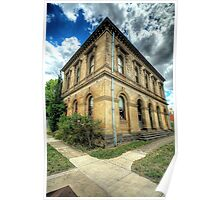 Going Postal # 2 - Clunes Post Office , Victoria - The HDR Experience Poster